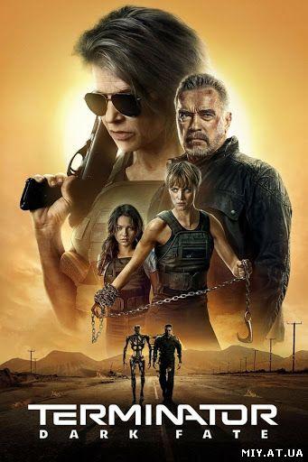 ტერმინატორი: ბნელი ბედი (ქართულად) /Terminator: Dark Fate / Terminatori : Bneli Bedi (qartulad)IMDB რეიტინგი:6.3გამოშვების წელი:2019ჟანრი:სა