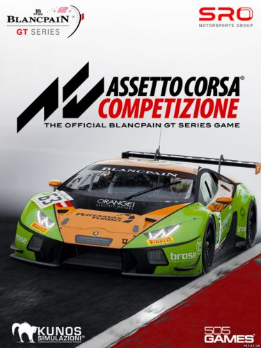 Assetto Corsa Competizione [v 1.3.0] (2019) PC | RePack от xatab